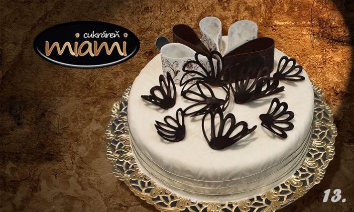 Cukráreň Miami - Torty - KPB12