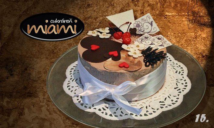 Cukráreň Miami - Torty - KPB14