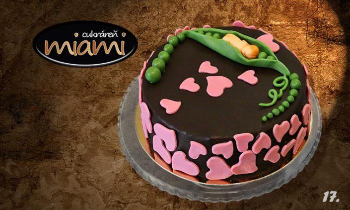 Cukráreň Miami - Torty - KPB15