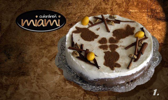 Cukráreň Miami - Torty - VVN08