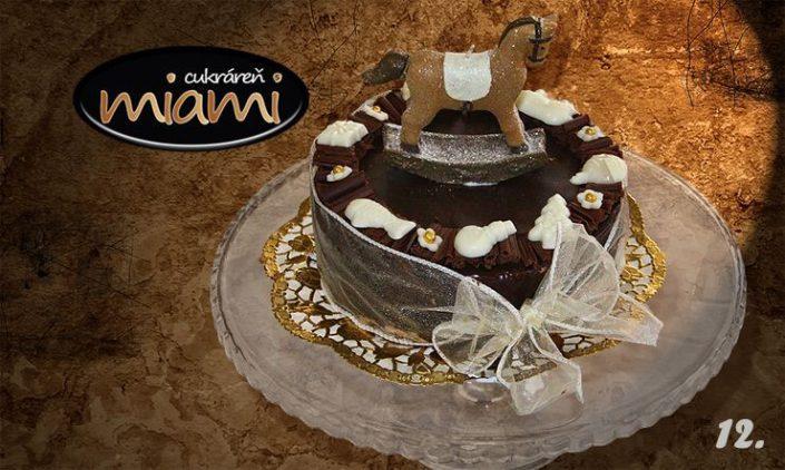 Cukráreň Miami - Torty - VVN05
