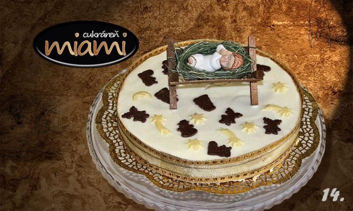 Cukráreň Miami - Torty - VVN06