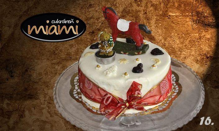Cukráreň Miami - Torty - VVN10