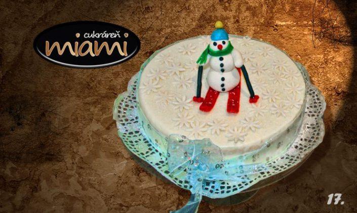 Cukráreň Miami - Torty - VVN13