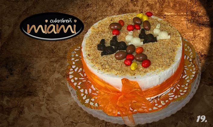 Cukráreň Miami - Torty - VVN27