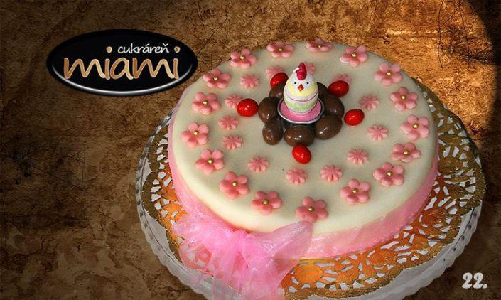 Cukráreň Miami - Torty - VVN30
