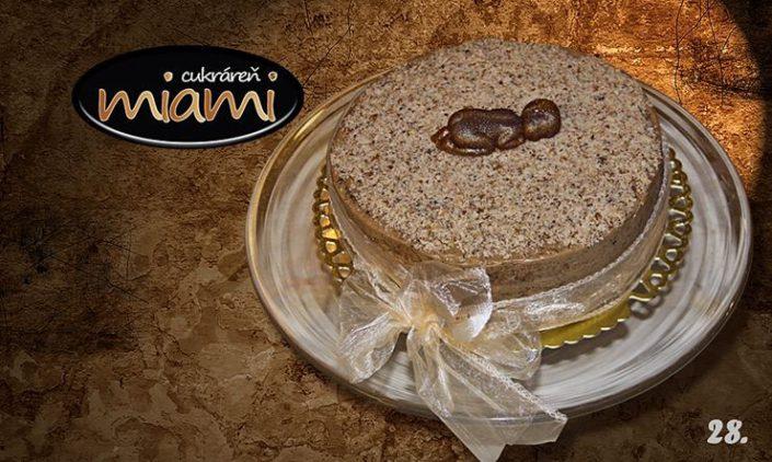 Cukráreň Miami - Torty - VVN17