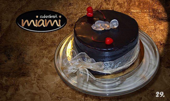 Cukráreň Miami - Torty - VVN21