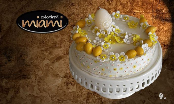 Cukráreň Miami - Torty - VVN26